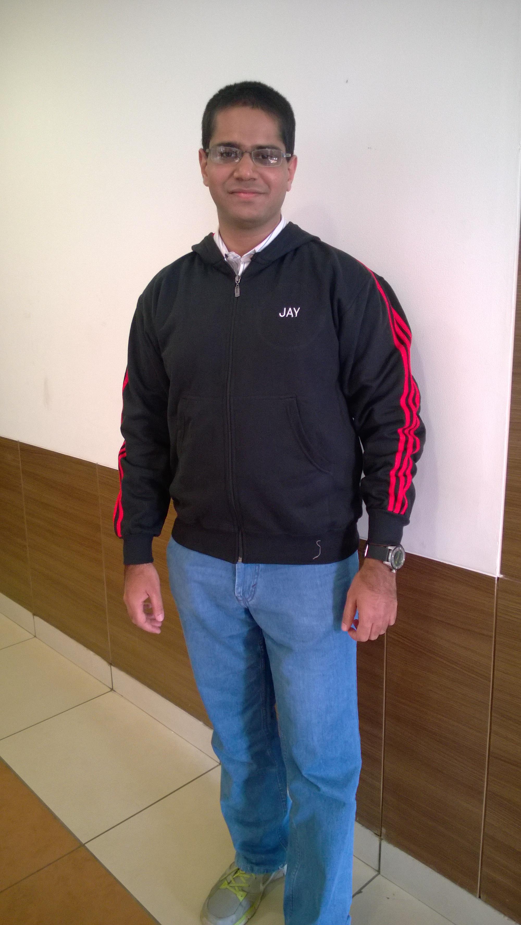 Jay Parikh | Welcome, To The World Of Jay Parikh !!